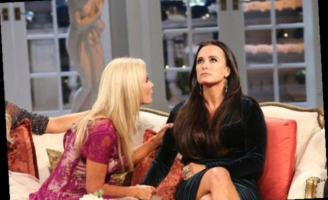'RHOBH': Is Kyle Richards the Real Reason Sister Kim Richards' Memoir Has Been Delayed?
