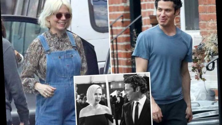 Pregnant Michelle Williams marries Hamilton director Tommy Kail after couple purchases $10.8M townhouse – The Sun