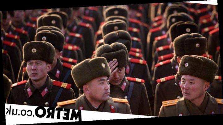 Coronavirus 'kills 180 soldiers' in North Korea as diplomats flee country