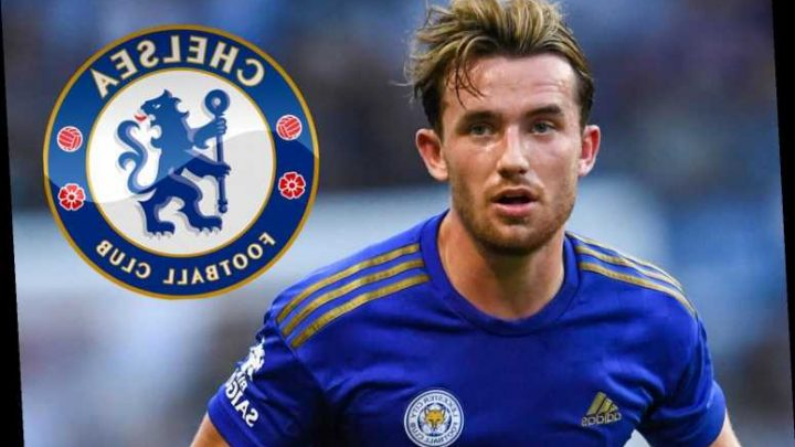 Leicester demand £80m fee for Chilwell like Man Utd paid for Maguire but Chelsea still confident of transfer – The Sun