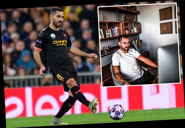 Man City star Ilkay Gundogan considering coaching career and using coronavirus break to prepare with Football Manager – The Sun