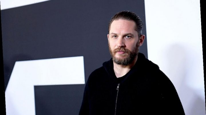 Tom Hardy May Play a Different Kind of Monster Following Sony's 'Venom'