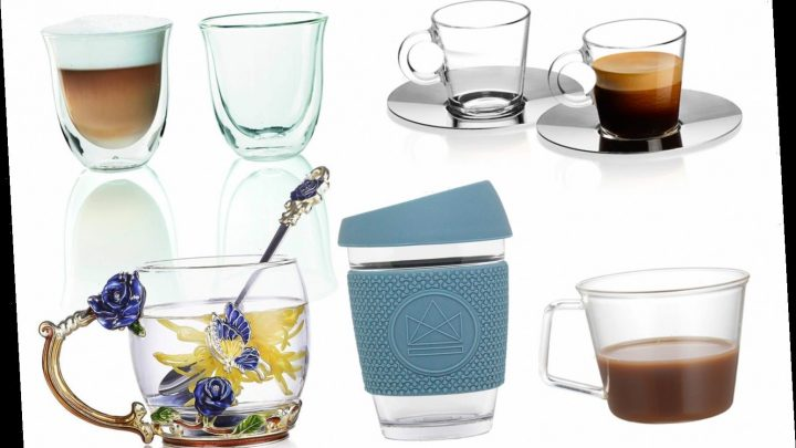 6 Best Glass Coffee Cups 2020 | The Sun UK
