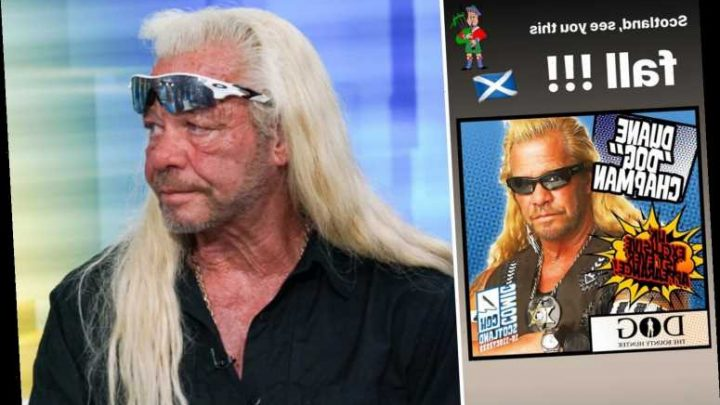 Dog The Bounty Hunter refuses to cancel shows over coronavirus – but urges fans to stay indoors – The Sun