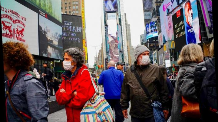 Broadway theaters tell sick patrons to stay home amid coronavirus fears