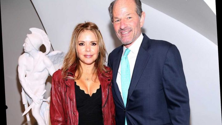 Eliot Spitzer one step closer to tying the knot with fianceé Roxana Girand