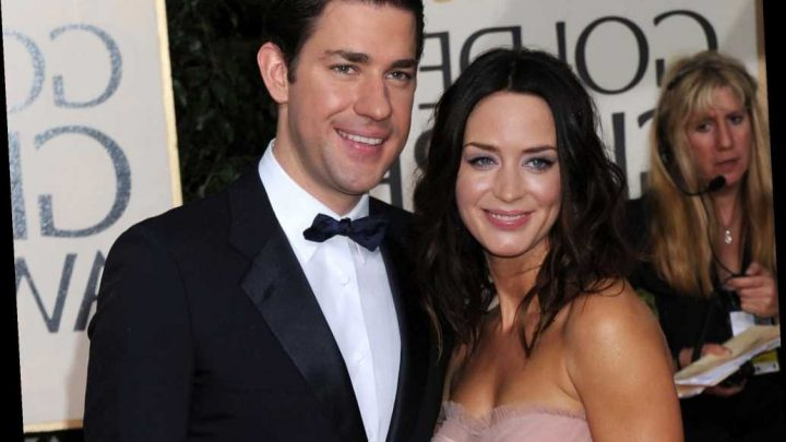 Emily Blunt regrets giving herself a spray tan for her wedding