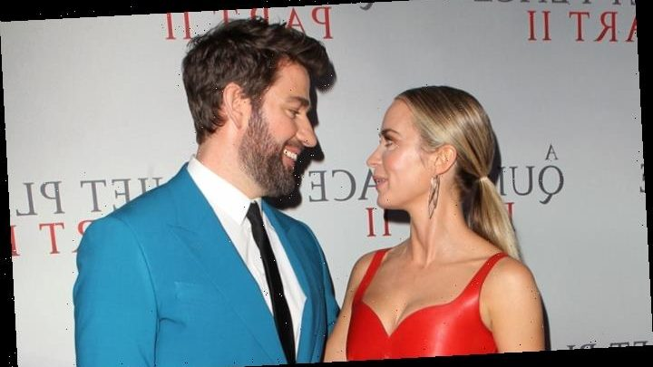 How John Krasinski Convinced Emily Blunt to Star in 'A Quiet Place 2'