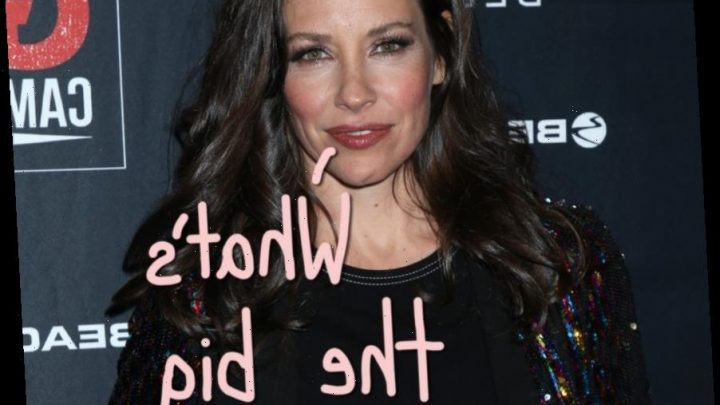 Evangeline Lilly Refuses To Self-Quarantine From Coronavirus Because She 'Values Freedom Over Their Live
