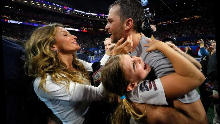 Gisele Bündchen Thanks New England for 'Wonderful Experiences' as Tom Brady Leaves the Patriots