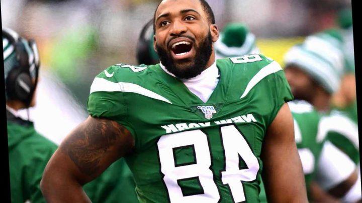 Giants pursuing Jets linebacker Jordan Jenkins in NFL free agency