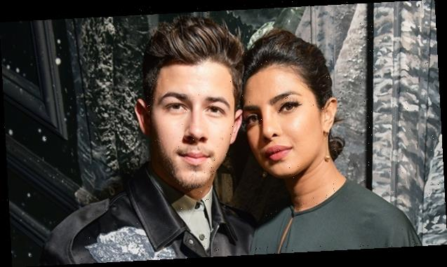 Nick Jonas & Priyanka Chopra Hold Hands While On Romantic Beach Horseback Riding Date – Pics