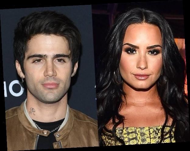 Demi Lovato Is Dating Young and the Restless Alum Max Ehrich
