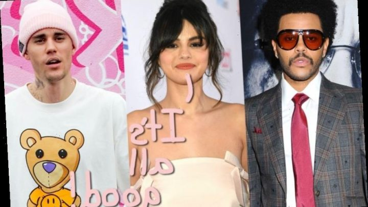 Selena Gomez Shows The Weeknd Love As It's Revealed They're 'Cordial' — Plus, He