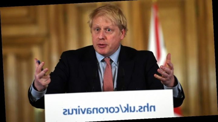 Boris Johnson Drastically Ramps Up UK Response To Coronavirus; Theaters Go Dark