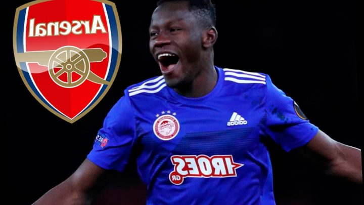 Arsenal interested in £17m Olympiacos midfielder Mady Camara with Arteta impressed during shock Europa League loss – The Sun