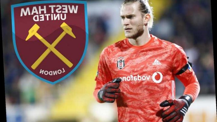 Liverpool flop Loris Karius wanted by West Ham with Moyes keen on £4.5m transfer this summer – The Sun