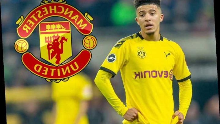 Jadon Sancho 'unofficially confirms' £95m Man Utd transfer as Borussia Dortmund give permission for winger to move – The Sun