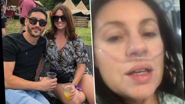 'Fit and healthy' woman, 39, left struggling to breathe in intensive care from coronavirus makes chilling warning – The Sun