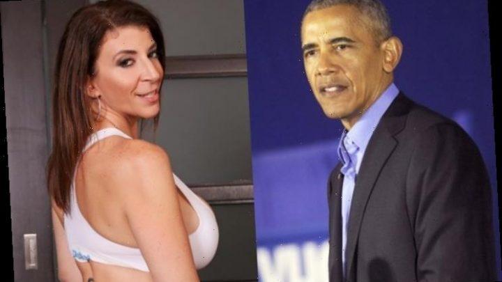 Barack Obama Is Caught Following Porn Star Sara Jay, Internet Goes Wild