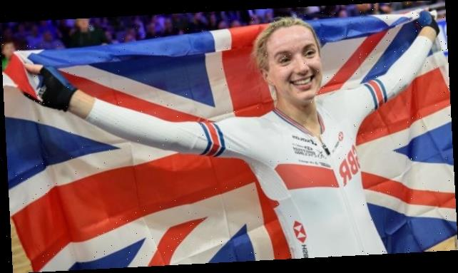 Track Cycling World Championships: Briton Elinor Barker wins women's points race gold