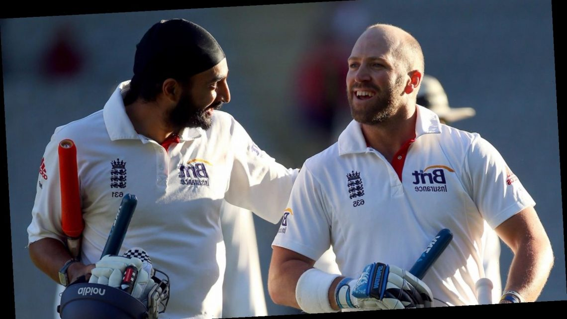 Matt Prior century earns England dramatic draw against New Zealand at Eden Park in 2013
