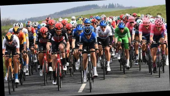 Coronavirus: All cycling World Tour events cancelled until end of April, UCI confirms