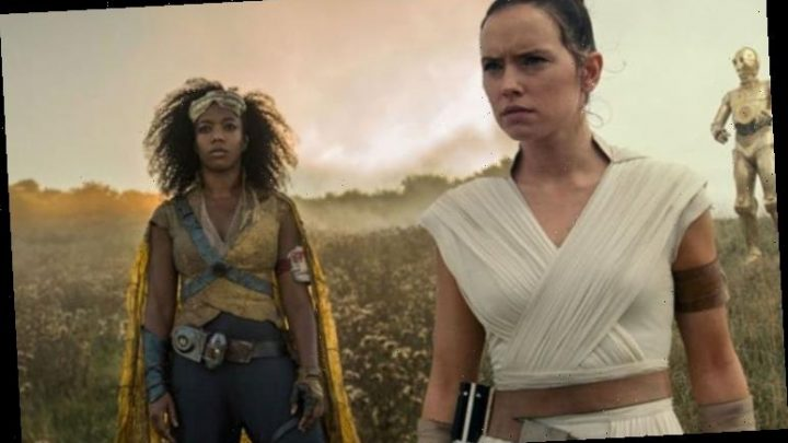 Star Wars home release: When is Rise of Skywalker out on DVD and download?