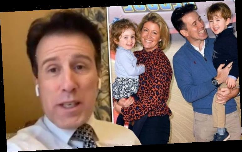Anton Du Beke: Strictly pro, 53, talks family decision with wife 'We're trying'