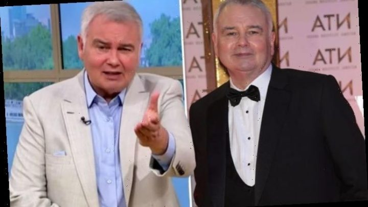 Eamonn Holmes: 'You shouldn't be there' This Morning star hits out at fellow presenters