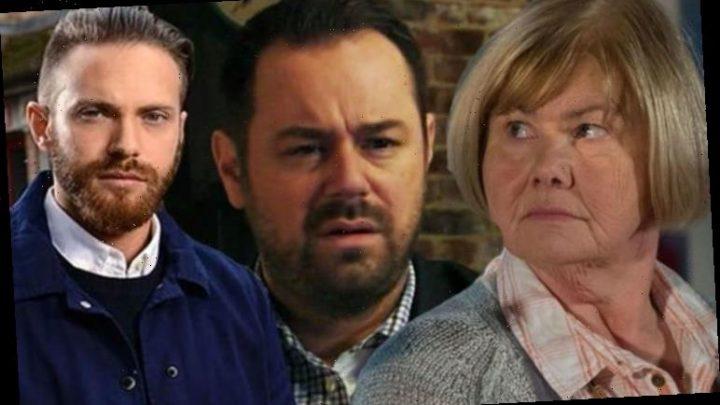 EastEnders spoilers: Mick Carter rocked as former resident 'returns' in Linda exit plot?