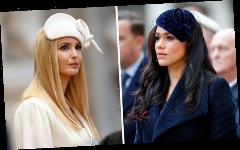Is Meghan Markle getting style tips from Ivanka Trump: Duchess seen in similar outfit