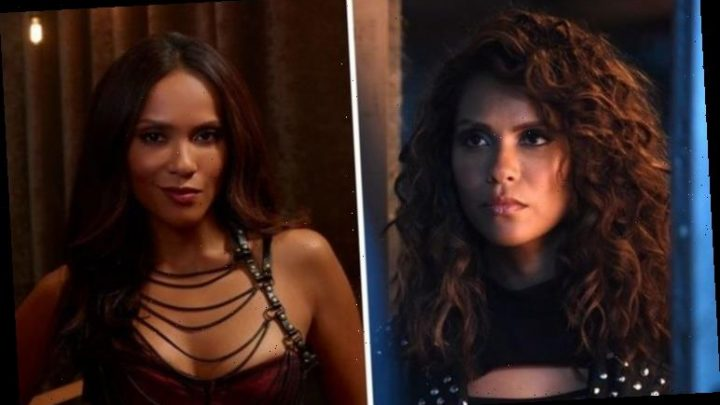 Lucifer season 5 spoilers: Is Maze in danger? Star reveals 'hard' scene made her cry