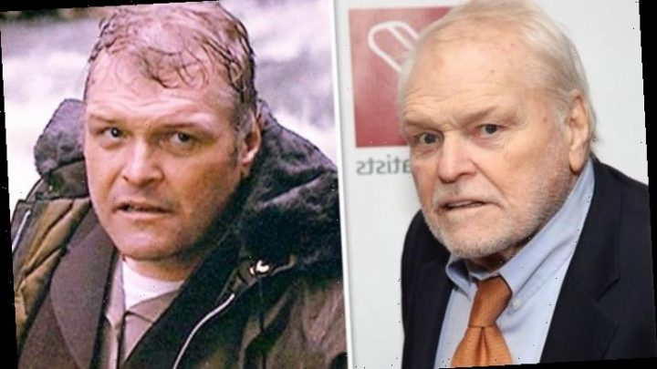 Brian Dennehy dead: Dynasty actor dies aged 81 'With heavy hearts'