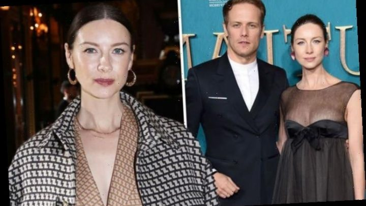Caitriona Balfe: Outlander actress supports co-star Sam Heughan after bullying ordeal