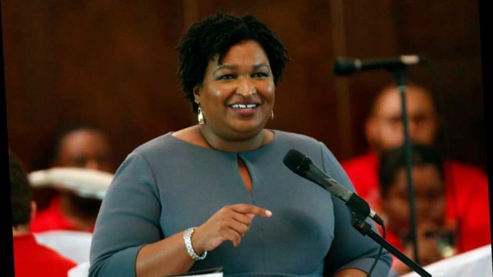 Stacey Abrams says she 'would be honored' to be Biden's vice president