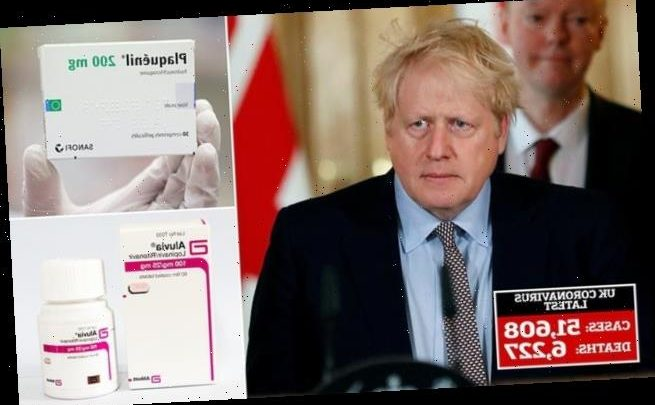 What are drugs could Boris Johnson be given in intensive care?