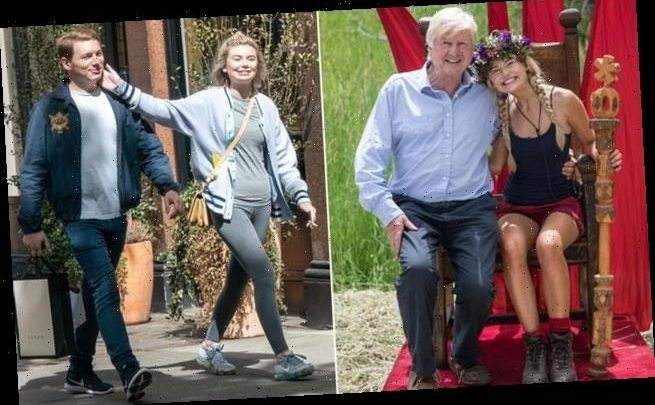 Boris's dad forced to cancel holiday with I'm A Celeb pal Toff