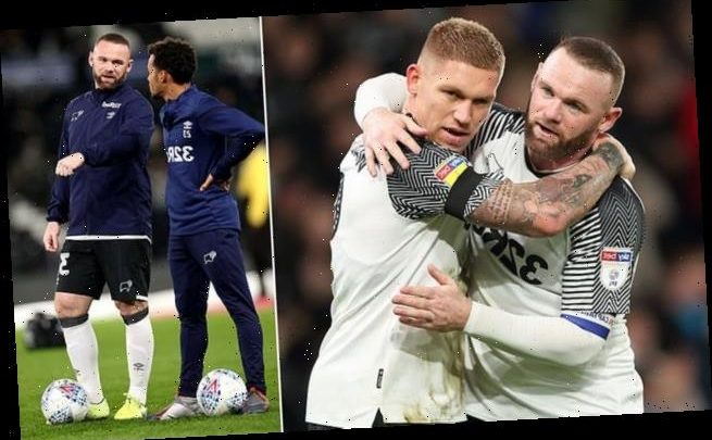 Rooney leading players in battle against Derby's proposed 50% deferral