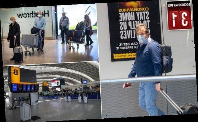 Heathrow boss demands mass coronavirus screenings at British airports