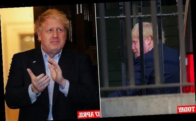 Boris is BACK in Downing Street
