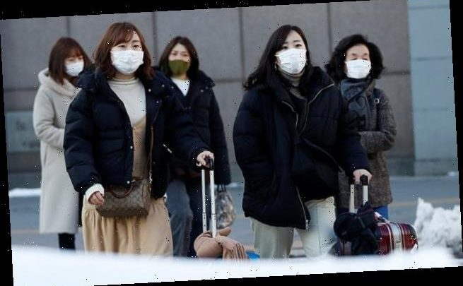 Japanese island hit by second wave of coronavirus after lockdown ends