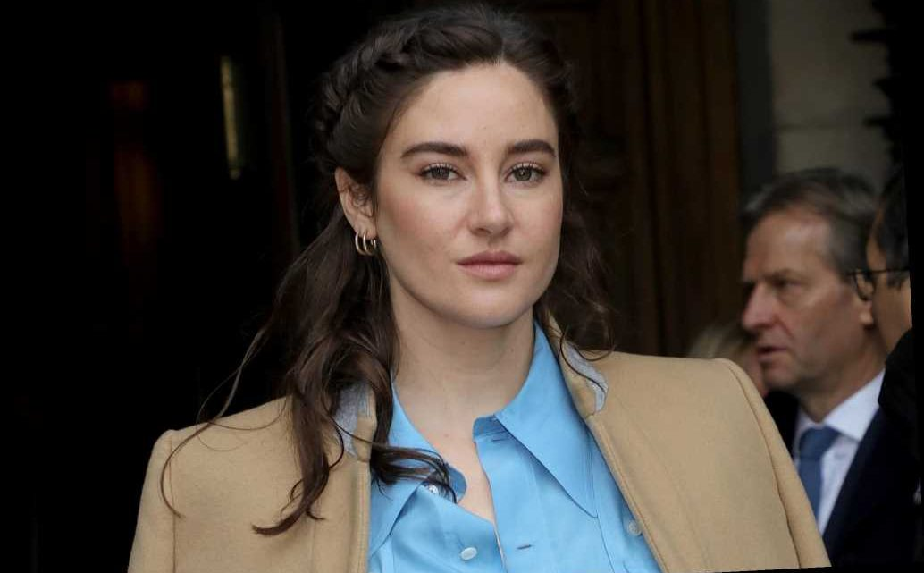 Shailene Woodley says she was 'very, very sick' early in her career