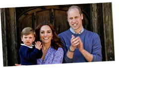 Prince William and Kate Middleton Applaud Healthcare Workers in Touching Video With Their Kids