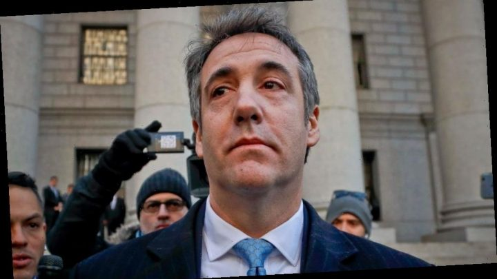 Michael Cohen, President Trump's Former Attorney, To Be Released From Prison Thanks To COVID-19