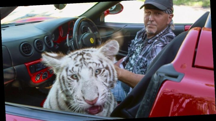 """Jeff Lowe Says 'Tiger King' Producers """"Misled"""" Him & """"Twisted"""" The Situation"""