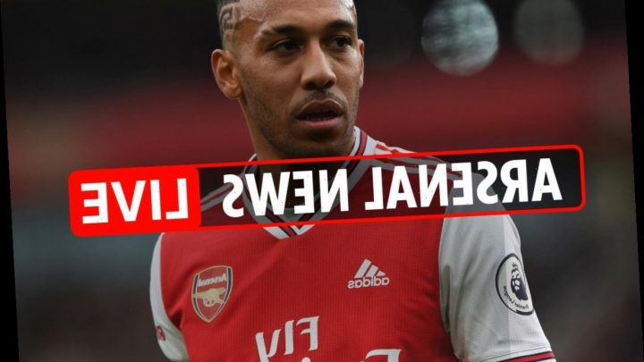 6am Arsenal news LIVE: Kroenke to give cash injection, Kurzawa announcement 'very close', Aubameyang transfer LATEST – The Sun