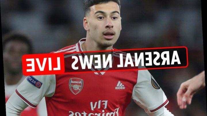 4.45pm Arsenal news LIVE: Martinelli exit fears, Mesut Ozil free transfer, James Rodriguez update, Dani Ceballos latest – The Sun