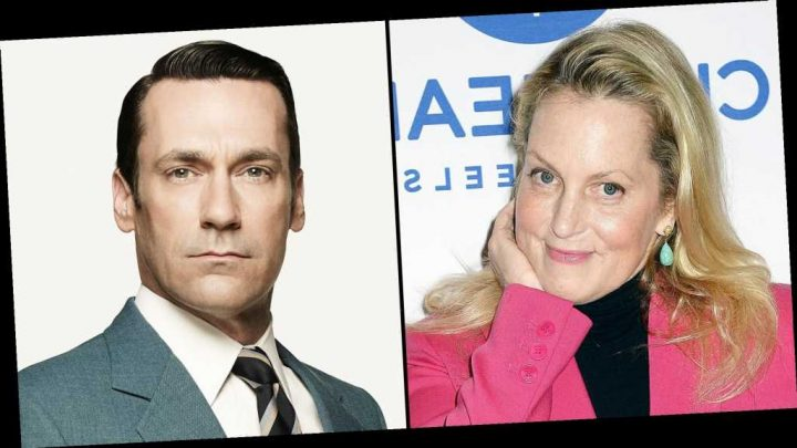 Ali Wentworth Thought She Was Married to Jon Hamm in Coronavirus 'Delirium'