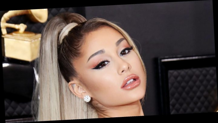 All of Ariana Grande's Chic Tattoos Including the Pete Davidson Cover-Ups